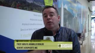 Aeropuerto JMC listo para albergar la F-Air 2017