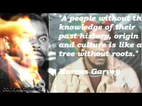 ☥ ((( MARCUS GARVEY ))) ☥ MORE FIRE '' TRIBUTE TO MARCUS GARVEY