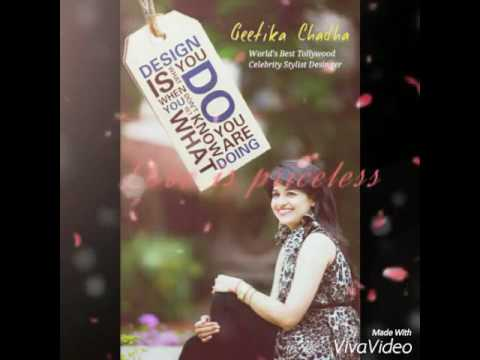 Geetika Chadha - The Talented Celebrity Fashion Designer