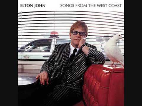 Elton John - Mansfield (Songs From The West Coast 11/12)