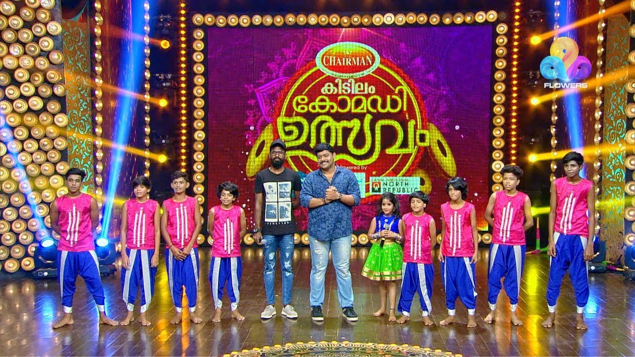 Comedy Utsavam│Flowers│Ep# 178