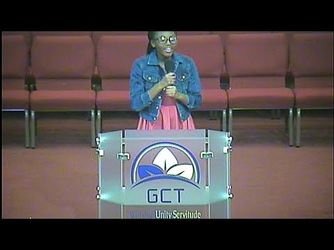 Greater Christ Temple 44th Annual Women's Day Blessed Assurance October 7th, 2018