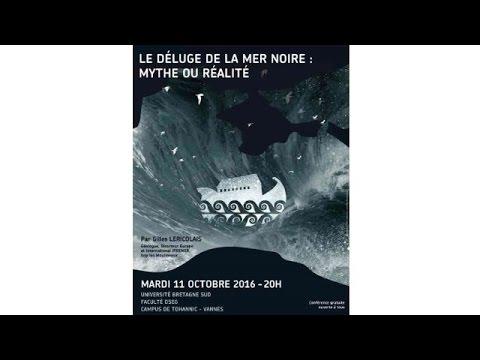 Le Déluge en mer Noire : mythe ou réalité
