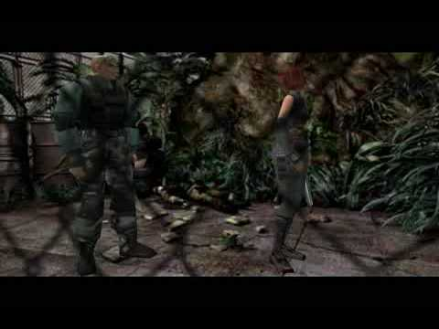 Dino Crisis 2 (PC) Walkthrough 01 -- Introduction