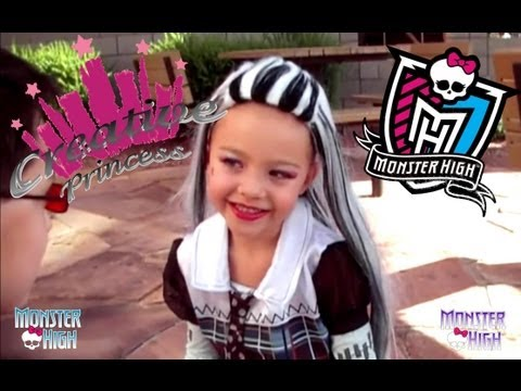 Monster High Video from the Creative Princess Girls