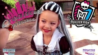Скачать Monster High Video From The Creative Princess Girls