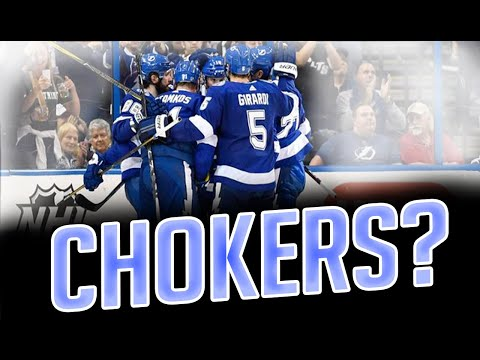 Ronnie And TKras - Tampa Bay Lightning: Locker Room Remains Calm & Composed