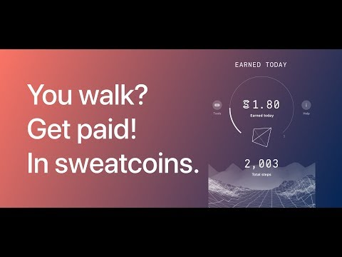 Sweatcoin Pays You To Get Fit - Apps on Google Play