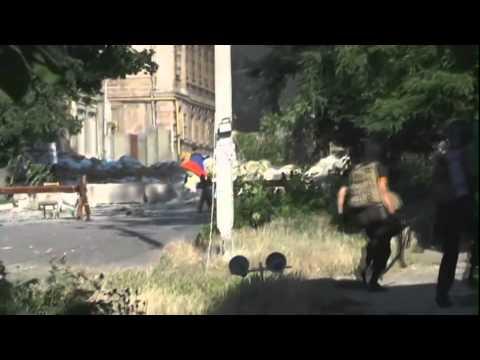 Liberation of Mariupol: Militants fled in June 2014 after Ukrainian volunteer fighters began assault