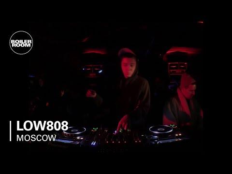 low808 Boiler Room Moscow DJ Set