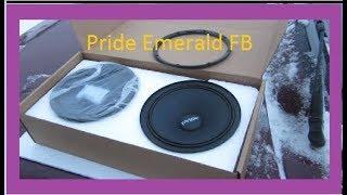 Pride Emerald FB ( Прослушка и  некорректное сравнение)