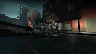 l4d movie trailer the chosen one