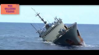 Ship Sinking Caught on tape Compilation Ever | 2017 | Best Videos | The Crashes Videos