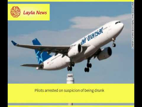 Pilots arrested on suspicion of being drunk |  By : CNN