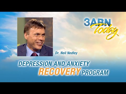 """Depression And Anxiety Recovery Program"" - 3ABN Today Live (TDYL190032)"