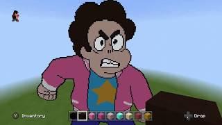 Download 1st Steven universe movie Minecraft pixel art Mp3 and Videos