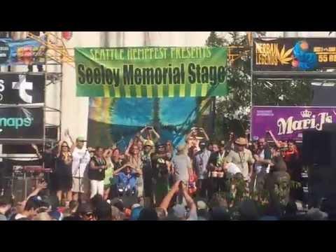Seattle Hempfest's 4:20 Climax 2016