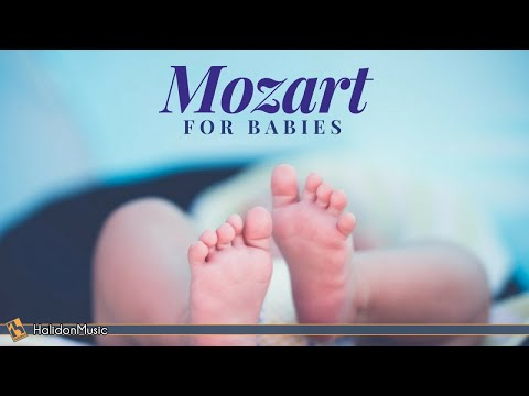 Mozart for Babies - Brain Development & Pregnancy Music