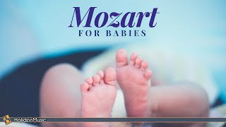 Mozart Effect for Babies - Brain Development & Pregnancy Music