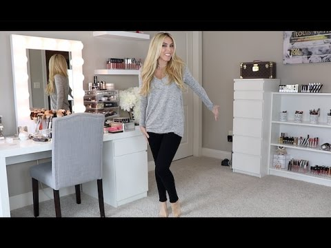 Nordstrom Try-On Fashion Haul! Winter Casual