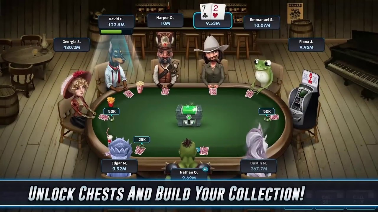Play free online texas poker games