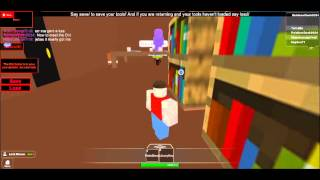 Ao Oni ROBLOX Part 1