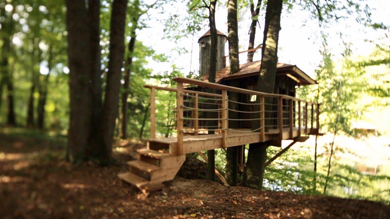 Pete Nelson S Protégé Builds A Perfect Treehouse Masters You