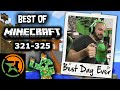 The Very Best Of Minecraft | 321-325 | Ah | Achievement Hunter