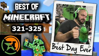 The Very Best of Minecraft | 321-325 | Achievement Hunter Funny Moments