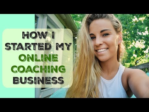 Tips On Starting An Online Coaching Business