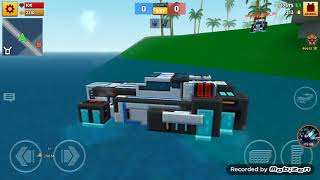 Block city wars how to get out of the pixelmon map area