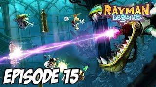 Rayman legends - Luiga sur Rayman | Episode 15 Thumbnail