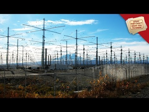 What the hell is HAARP actually doing? | @ConspiracyStuff