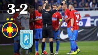 Rezumat FCSB - U Craiova 3-2 Etapa 3 Play Off Sezon 2018-2019