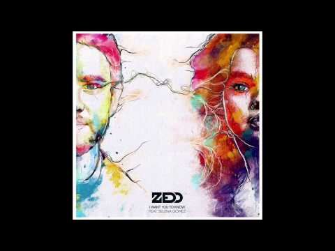 Zedd feat. Selena Gomez - I Want You To Know (OFFICIAL INSTRUMENTAL)