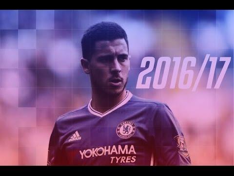 Download Eden Hazard 2016/17 • Skills • Goals • HD