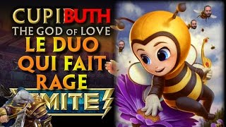 Cupid - Butinage en duo