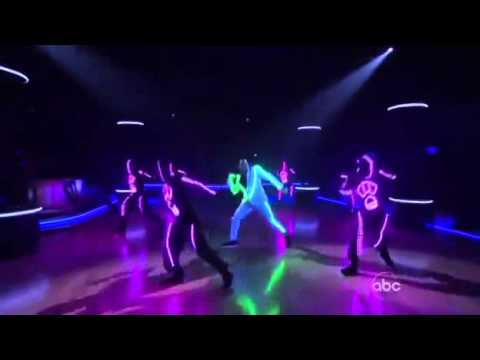 Chris Brown ForeverBeautiful People Dancing With The Stars