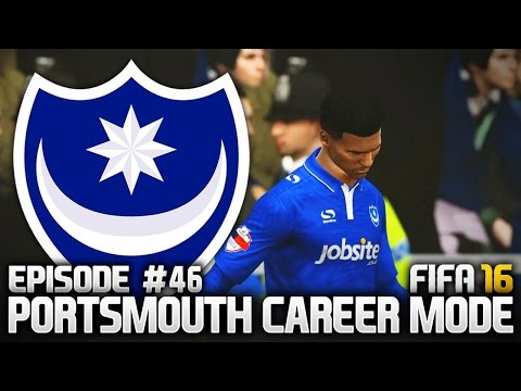 Repeat FIFA 16: PORTSMOUTH CAREER MODE #44 - ARSENAL AWAY! by MGH