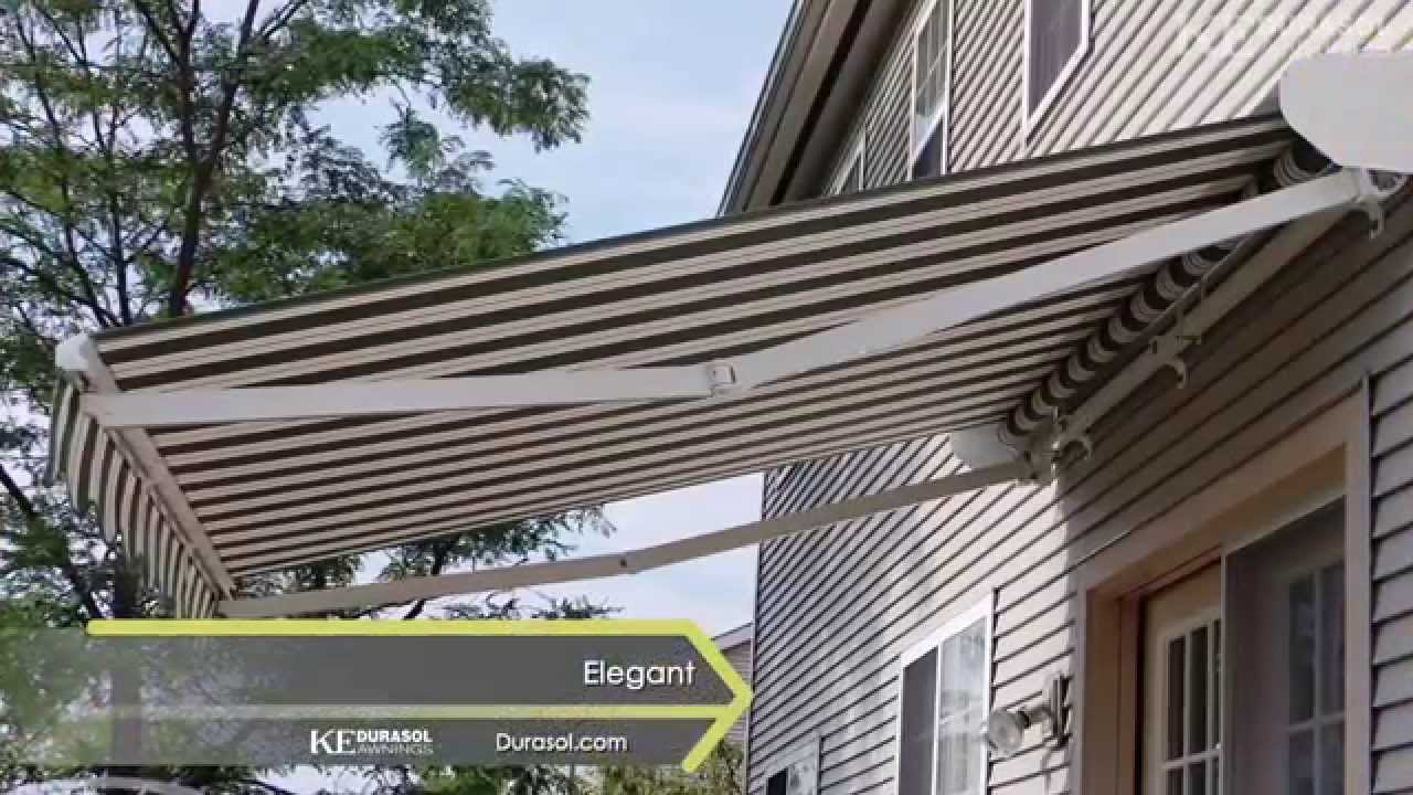 Retractable Awnings Video   YouTube