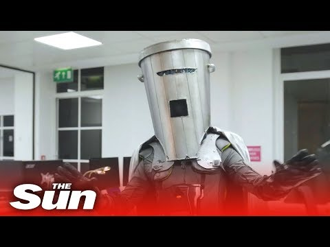 'Count Binface' To Stand Against Boris In Uxbridge (Lord Buckethead)
