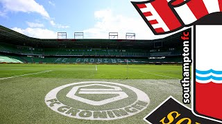 FC Groningen vs Southampton  full match