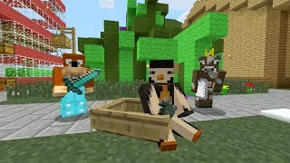 Minecraft Xbox - Bouncy Boats [158]