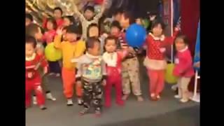 Đi chơi NOEL cùng các bạn mầm nhỏ kindergarten |mushroomdiary