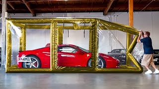 COOLEST GARAGE INVENTIONS THAT ARE AT ANOTHER LEVEL