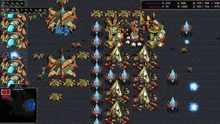 EPIC FME - ChamKyo (T) v gasvulture (P) on Styler - StarCraft  - Brood War REMASTERED