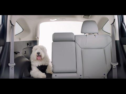 2016 Honda CR-V: One Touch Rear Fold-down Seats
