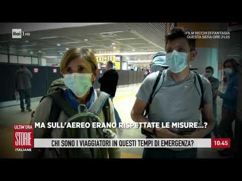 Coronavirus: chi sono i viaggiatori in questi tempi di emergenza? - Storie italiane 07/04/2020
