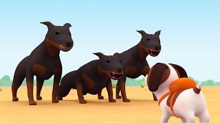 Leo the Wildlife Ranger Minisode #106 - Koala   Animal Cartoons for Kids   Animation