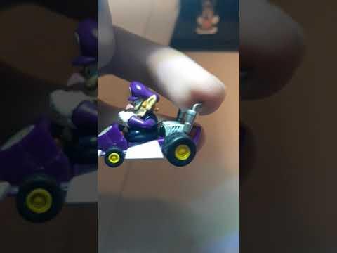 Mario Kart Ds Gashapon Mario Waluigi Daisy Shy Guy Dry